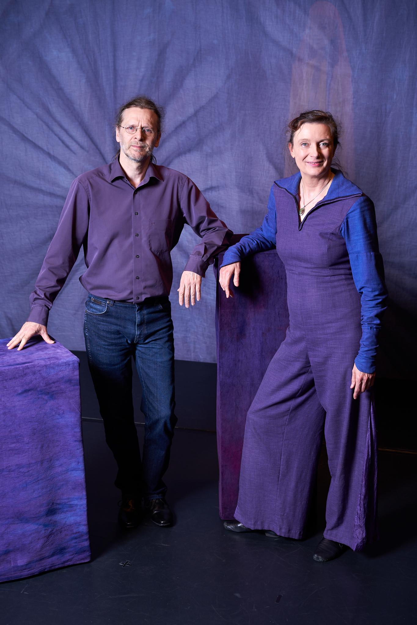 Claudia Han und Udo Mierke